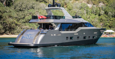 Shadow Super Yacht Hire