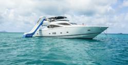 Luxury Boat Hire Whitsundays on Alani