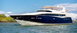 Patriot 1 Super Yacht Hire