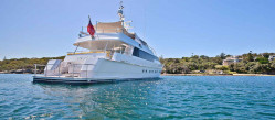 Oscar II Luxury Boat Hire