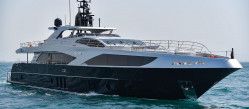 Ghost II Superyacht Hire