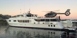 Tango Luxury Boat Hire