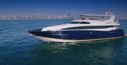 Patriot 1 Luxury Boat Hire