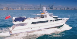 Phoenix One Super Yacht Hire