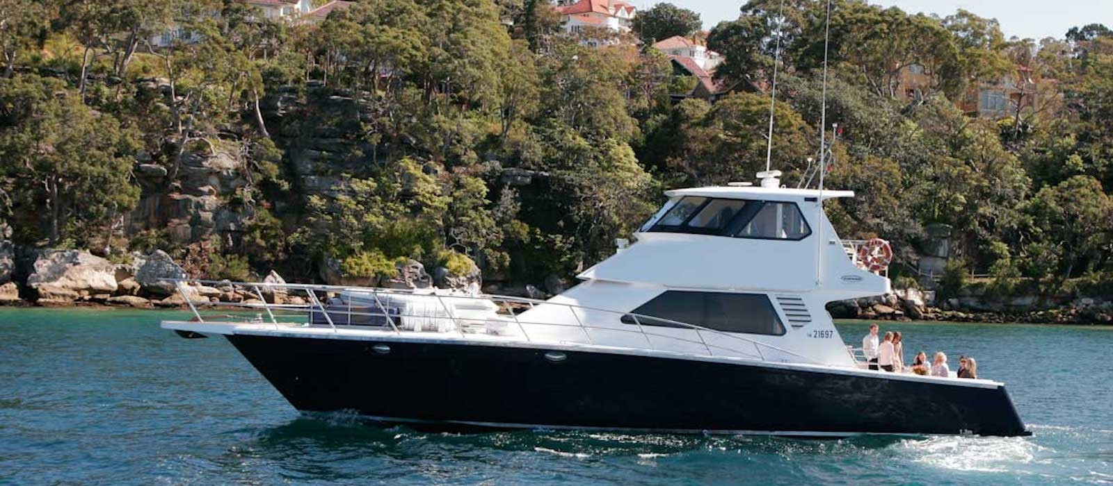 Profile image of luxury boat hire on State of the Art