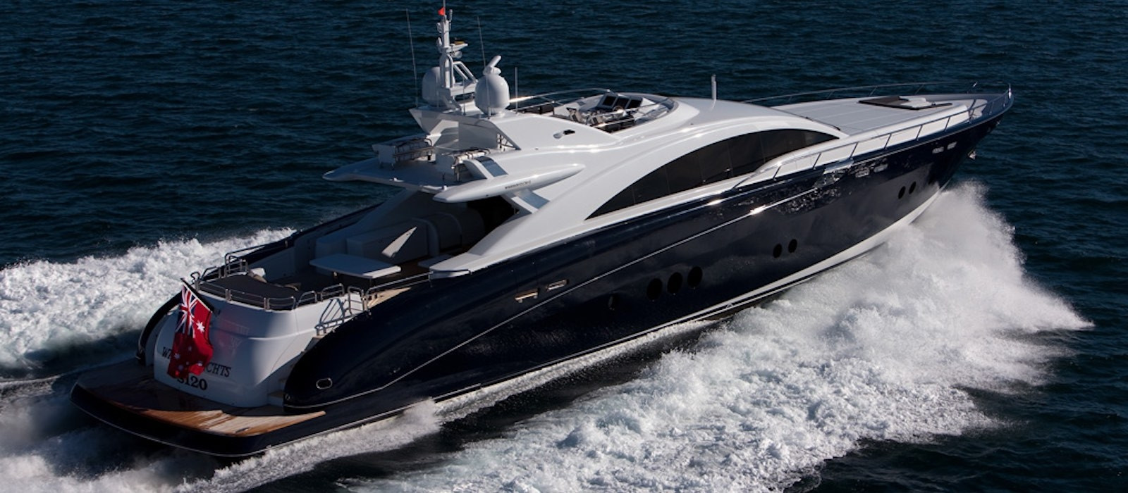 Main profile image of Quantum super yacht hire